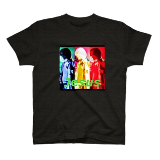 Jesusグッズ T-shirts