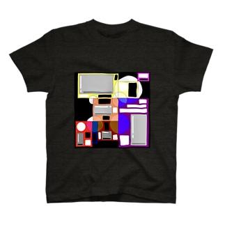 カベ T-shirts