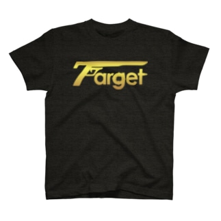 Target オリジナルグッズ T-shirts