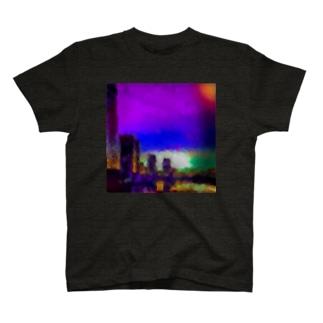 柄 T-shirts