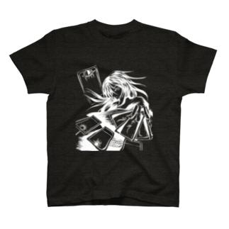 職業戦士『札士』 T-shirts