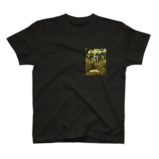 かわいいイモリ T-shirts