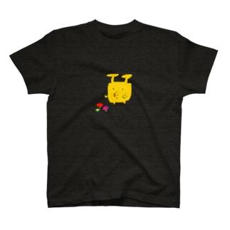 リドさんのきのこ狩り T-shirts