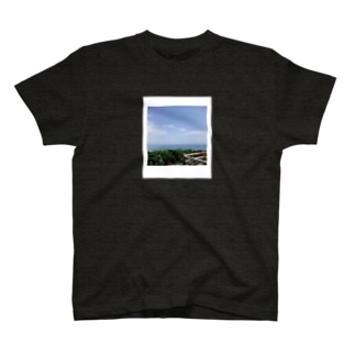 海と空@石垣島 Photo by cheki T-shirts
