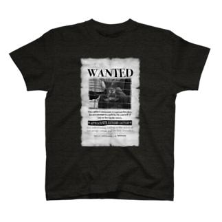 脱獄うさちゃん T-shirts