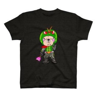 のりおライダー2 T-shirts
