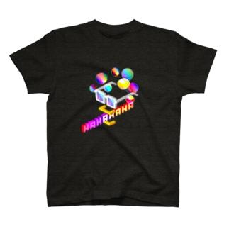 アフロ T-shirts