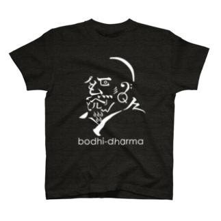 【bodhidharma】 T-shirts