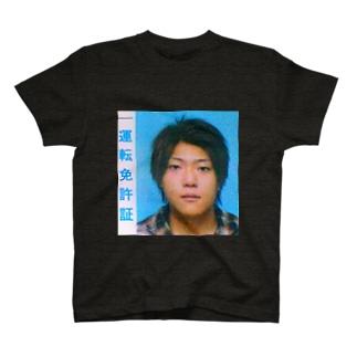 父ノ背中代表グッズ T-shirts
