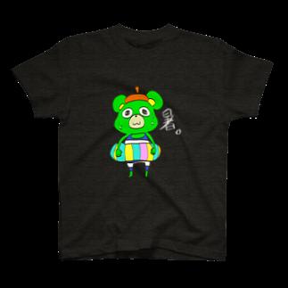 SOBAのウキワ太郎 T-shirts