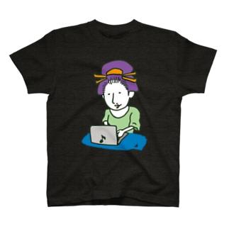 PC Girl T-shirts
