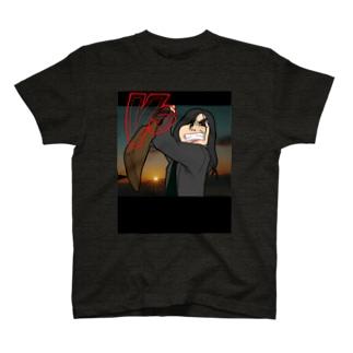 みぽりん 対決T みほ版 T-shirts
