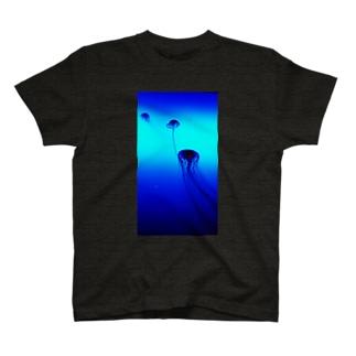 クラゲクラゲクラゲ T-shirts