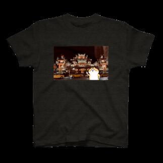 ぽなからこたもちのこたびちゃんシリーズ(タイワン) T-shirts