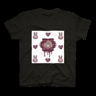 waltz_21のうさ T-shirts