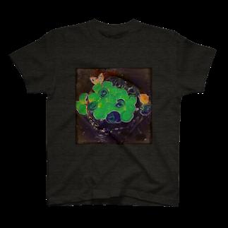 kokoperiの『コントラーレ』 T-shirts