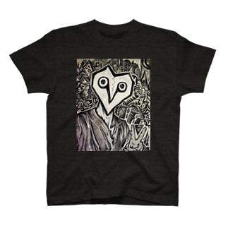 自撮り神 T-shirts