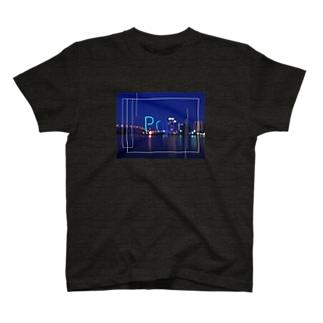 night pop T-shirts