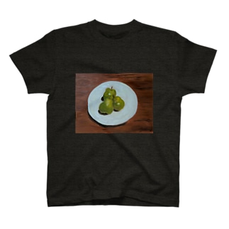 大好きなラフランス T-shirts