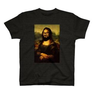 ヒゲリザ T-shirts