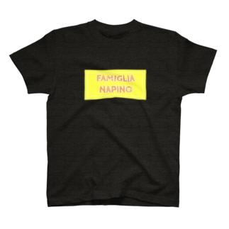 ナピーノファミリー T-shirts