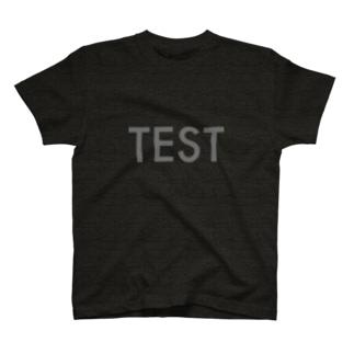 雨天 / utenworksのtest T-shirts