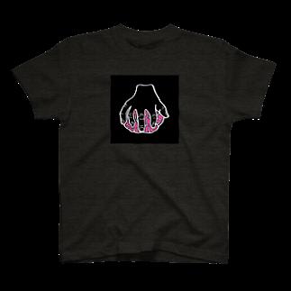 KUKKUの考えすぎも良くない T-shirts