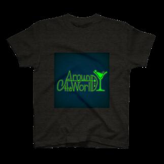 AtW_official_のAtWロゴアイテム T-shirts