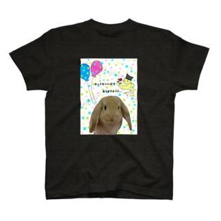 毎日くるみ T-shirts