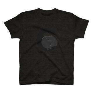 C is capybara. T-shirts