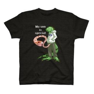 シシバナ T-shirts