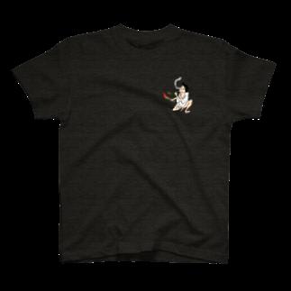 SLOW9のムッチャスバラシイメン T-shirts