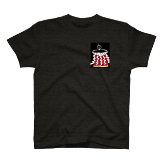 横綱 雲龍型 T-shirts
