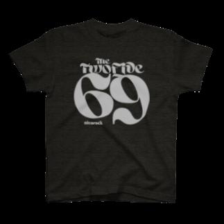 NicoRock 2569のTheTwoFive69nicorock T-shirts