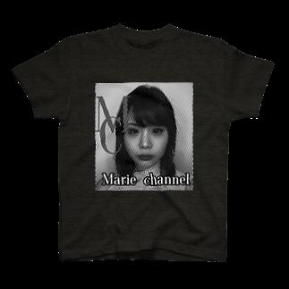 まりえちゃんねるグッズのまりえちゃんねるTシャツ T-shirts