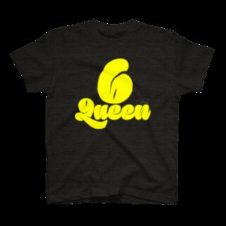 NicoRock 2569の6QueenNicoRock T-shirts