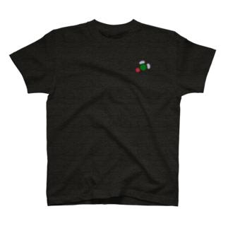 4ボタン T-shirts