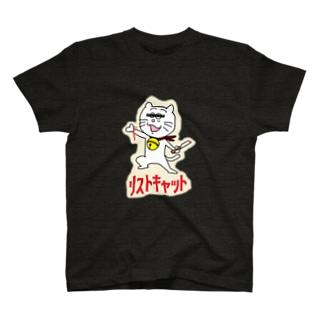 リストキャット T-shirts