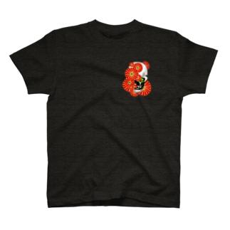 餓者 T-shirts