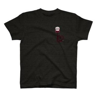 輸血パックTシャツ T-shirts