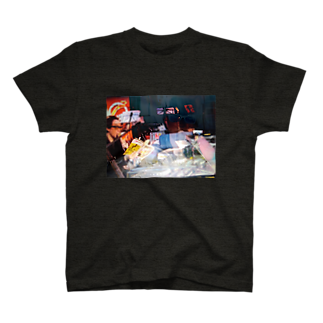 SZUKIのJAZZドミューン T-shirts