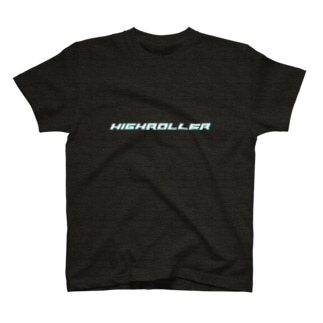 high roller Tシャツ T-shirts