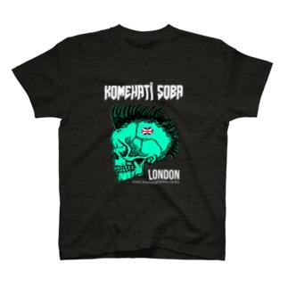 【米八そば】ロンドン支店(黒) T-shirts