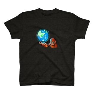 将来絶対何かしでかす若猿 T-shirts