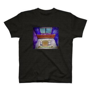 羊が0 T-shirts