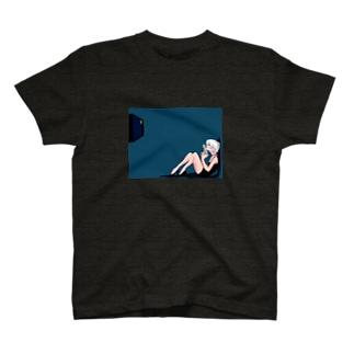ヒトリの夜 T-shirts
