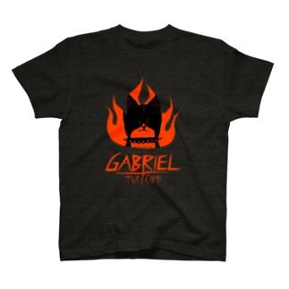 ハードロックガブちゃん T-shirts