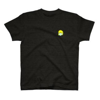 安全第一ちゃん T-shirts