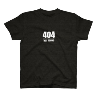 404 T-shirts