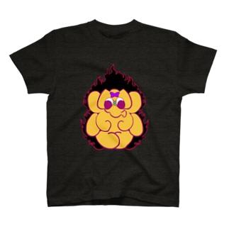 ゆるふわガネーシャ【巌】 T-shirts